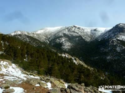Siete Picos - Valle la Fuenfría; singles madrid; trekking